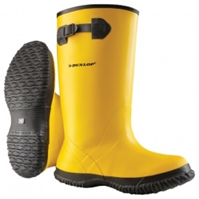 Dunlop 17-Inch Slicker Rubber Overboot