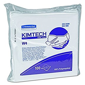 Kimtech Pure CL4 Critical Task Wipes