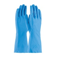 Blue Unsupported Nitrile Gloves