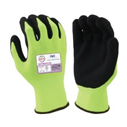 EXTRAFLEX Latex Palm Coated Gloves