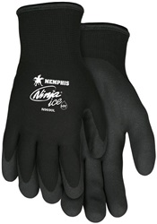 Ninja Ice HPT Palm Coated Terry Lined Gloves