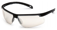 Pyramex Ever-Lite Clear H2MAX Anti-Fog Lens Glasses