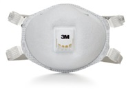 3M N95 Particulate Welding Respirator with Nuisance Level Organic Vapor Relief