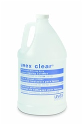 Uvex Clear 1 Gallon Cleaning Solution