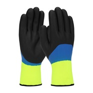 Insulated Nitrile Coated Gloves