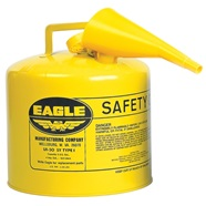 Type I Yellow Safety Can