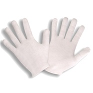 Mens Medium-Weight Lisle Inspectors Gloves