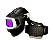 3M Adflo PAPR with 3M Speedglas Welding Helmet