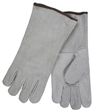 Economy Grade Leather Welders Gloves