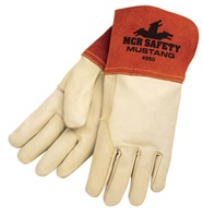 Top Grain Cow Mig Tig Welders Gloves