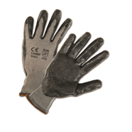 Foam Nitrile Palm Coated Nylon Gloves