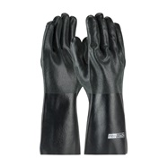 14-Inch PVC Dipped Gloves