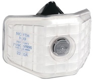 North N99 Complete Respirator Assembly