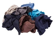 Washed Colored Polo Rags