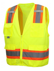 Class 2 Two Tone Safety Vest