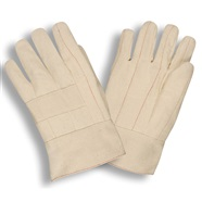 Hot Mill Cotton Canvas Gloves