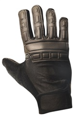 Black Anti-Vibration Gel Gloves