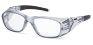 Pyramex Emerge Plus Clear Lens Readers